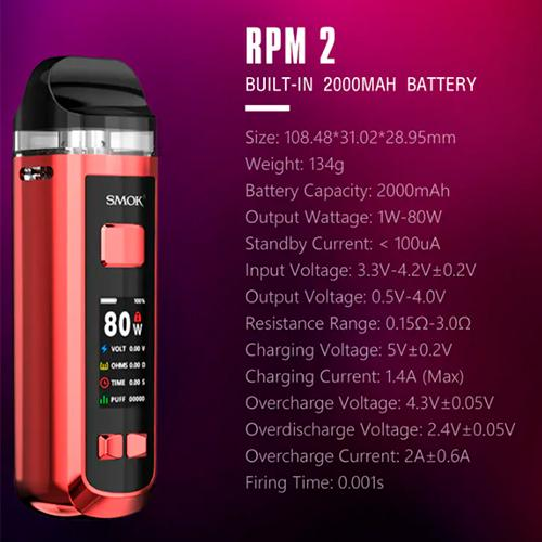Smok RPM 2 Kit